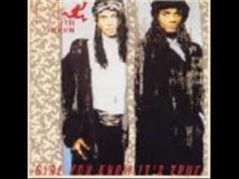 Milli Vanilli - All Or Nothing w/Lyrics