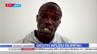 Bondia wa Kenya Nick Okoth afuzu kushiriki michezo ya Olimpiki | #ZILIZALAVIWANJANI