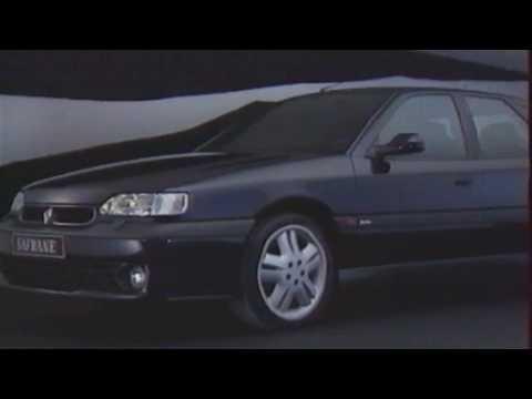 Фото к видео: Renault Safrane V6 Bi-turbo.