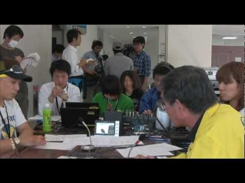 南三陸災害エフエム(80.7MHz)設立