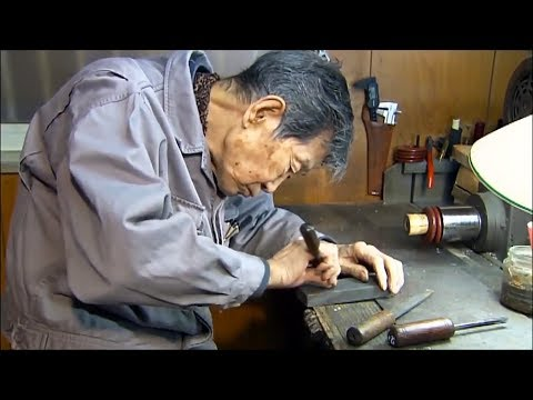 Unintentional ASMR 🖋️ Senior Japanese Handcrafted Fountain Pen Masters