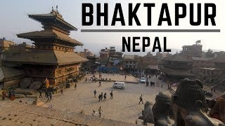Bhaktapur, from the perspective of JOEJOURNEYS