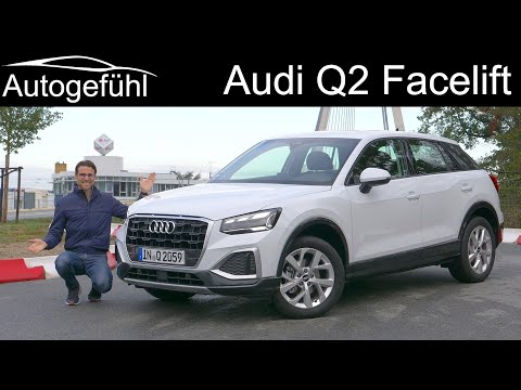External Review Video f5edBY_UXBc for Audi Q2 Subcompact Crossover (Facelift)