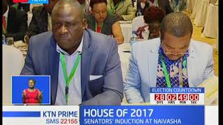 Members of the 12th Parliament commence week-long induction