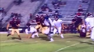 Aransas Pass Panther Varsity Football Week 3 2015