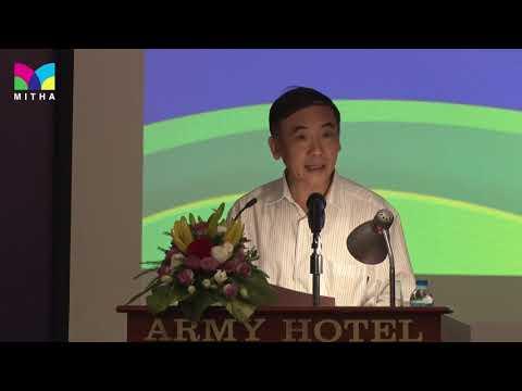 Hội nghị Doanh nghiệp Xã hội và Phát triển bền vững 2019 - PGS.TS Lê Xuân Đình