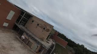 Lopez Middle School High Speed FPV test flight