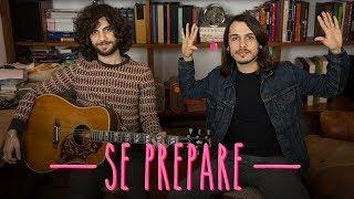 Dois Reis   Se Prepare (voz E Violão + Depoimento)