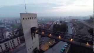 preview picture of video 'Lleida des de l'aire'