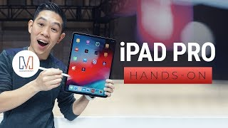 Apple iPad Pro (2018) Hands-On: Can this replace your laptop?