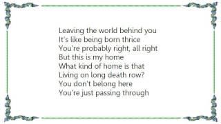 Charlie Sexton - You Don't Belong Here Lyrics