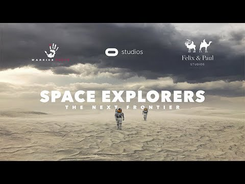 Exploring Space & Experiential Modulation of Time in VR with Felix & Paul Studios