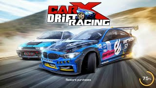 CarX Drift Racing Android games (517MB)