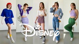 Vistiéndome Como Princesas De Disney (según Yo)