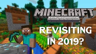 Revisiting Old Minecraft Worlds In 2019