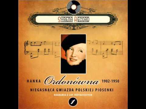 Hanka Ordonówna - Mein jidisze Mame (Syrena Record)