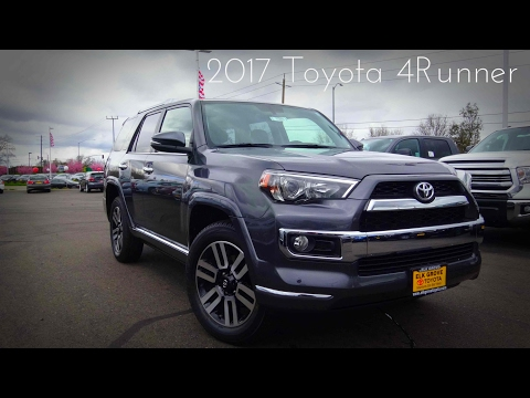 2017 Toyota 4Runner Limited 4.0 L V6 Review