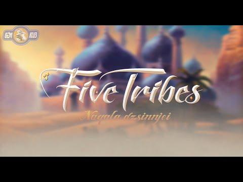 Five Tribes: Naqala Dzsinnjei társasjáték bemutató - Gémklub