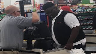 Woman Realized This Cashier Had Picked Up Her Phone And Nearly $300 – And His Response Went Viral