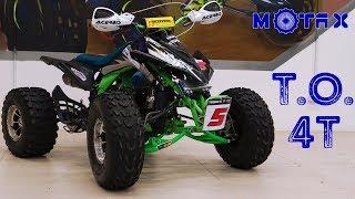 Большое ТО четырехтактного квадроцикла | Motax