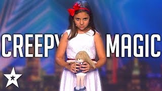 Kid Magician TERRIFIES Everyone On Spain