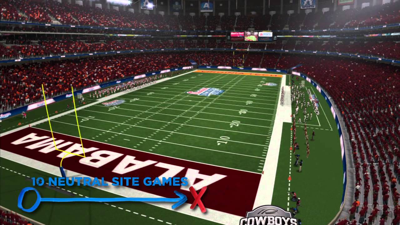 NCAA 14 Brings Back The Halftime Show—Yes, They Know NFL 2K5 Had It