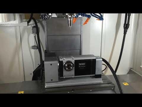 T1-507510.RR-fix на станке MIKRON VCE 600 Pro