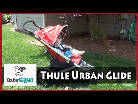 Thule Urban Glide Jogging Sport Stroller Review by Baby Gizmo
