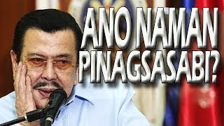 Mga Senador Walang Palag kay Mayor Isko Moreno