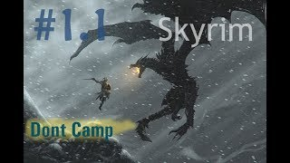 Skyrim (survival needs, sksp vs eso, skyrim camp) #1