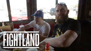 Eating BBQ With Travis Browne and Frank Mir: Fightland Meets