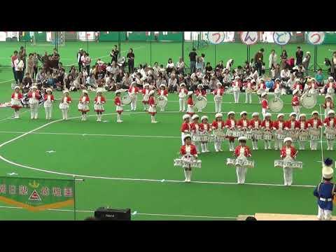 平成30年度 朝日塾幼稚園運動会 年長児マーチング演奏
