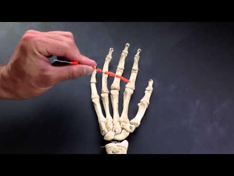 Statt der Kniebandage Verband