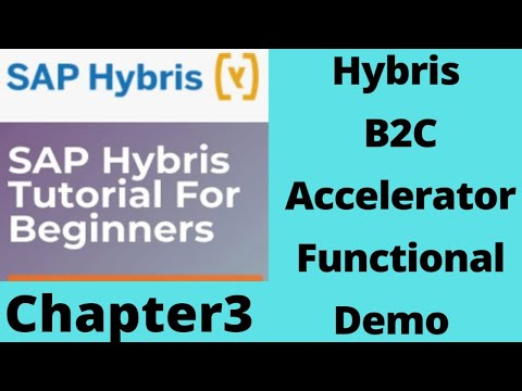 b2c accelerator hybris   sap hybris functional training   sap hybris ...