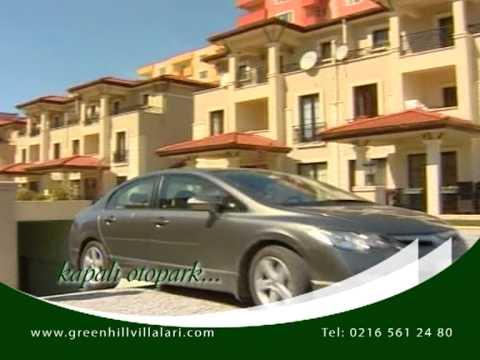 Green Hill Villaları