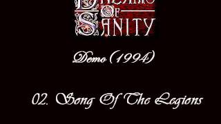Dreams of Sanity - Song of The Legions (Demo 1994)