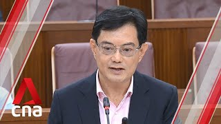 """""""We will never let Singapore become bankrupt"""": Heng Swee Keat on using reserves for COVID-19 budgets"""