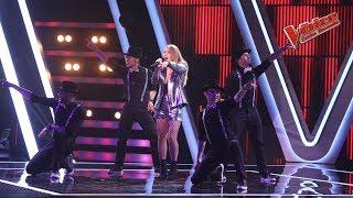 Markéta Chladová - Daft Punk : Get Lucky ft. Pharrell Williams, Nile Rodgers   The Voice CZSK 2019