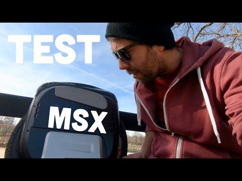 Je test la Gotway MSX