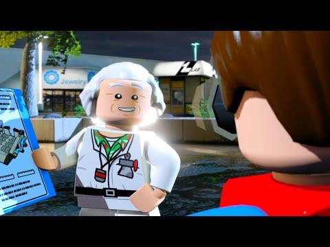 Vidéo LEGO Dimensions 71201 : Pack Aventure : Retour vers le Futur