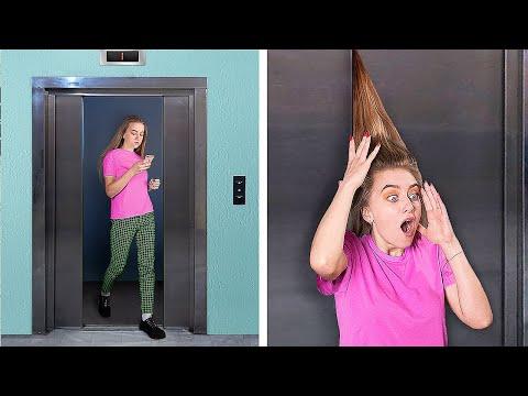 लंबे बालों और कर्ली बालों का संघर्ष और परेशानियां