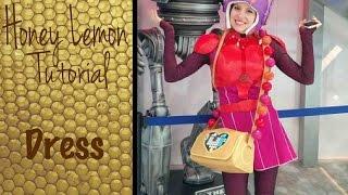 Honey Lemon Costume Tutorial - Dress