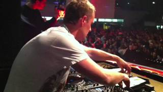 Richard Durand - Playing Chopstick @ TranceSetting Eindhoven 11/02/2012