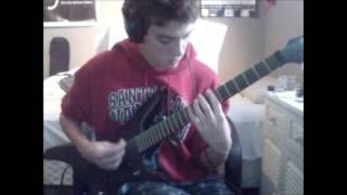 Dreamshade: Miles Away (Guitar Cover)