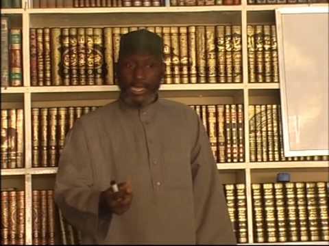 Sheikh Awwal Albany Zaria(Tadween 4)