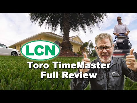Toro TimeMaster – Full Review