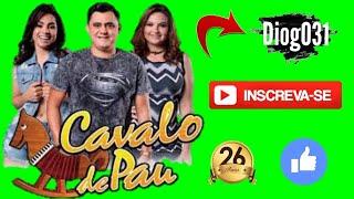 CAVALO DE PAU CD 26 ANOS (Diog031)