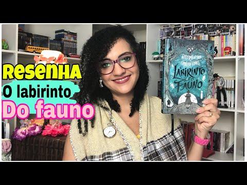 ENTENDA  O LABIRINTO DO FAUNO  -Guilhermo del Toro e Cornélia Funke | ( Resenha em detalhes )