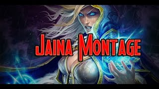 Heroes of the Storm Jaina Montage