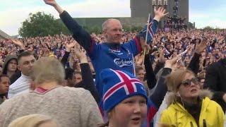 Игроки из страны эльфов — сборная Исландии — стали настоящей сенсацией Евро-2016.